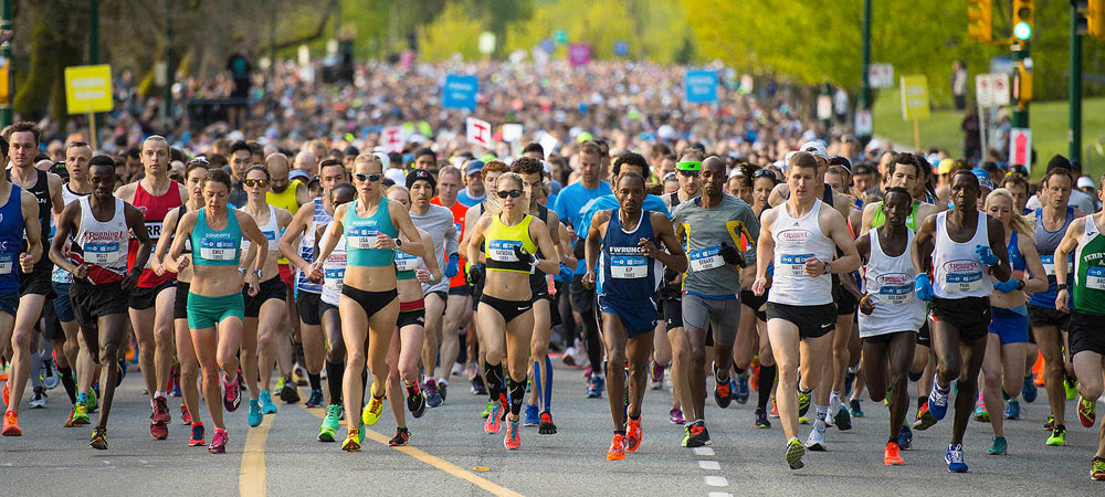 Live Marathon