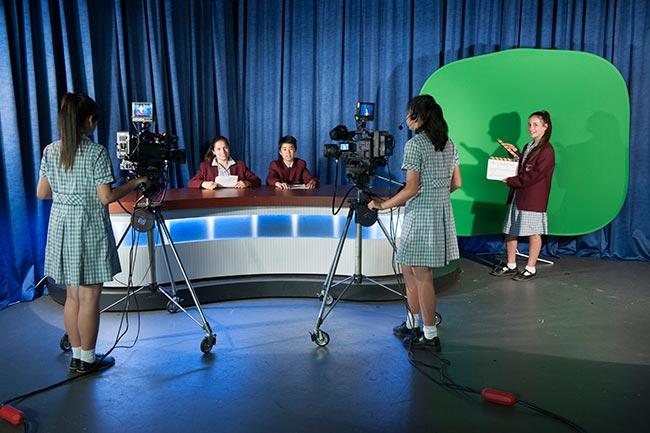 Campus TV Stdio